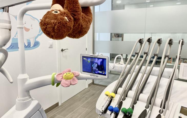 Odontopediatría en Chiclana